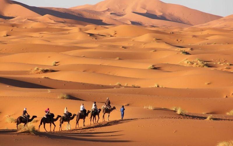 Зачем ехать в Марокко?