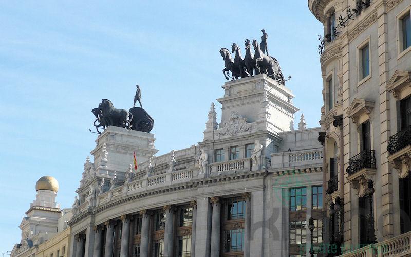 Путешествие в Мадрид, январь 2017
