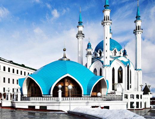 Путешествие в Казань