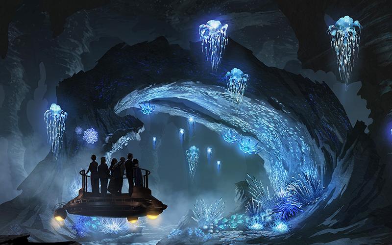 Вертуальная реальность и музей селфи в Дубае_1