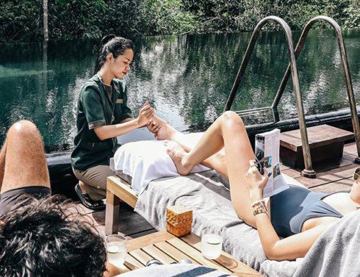 Отдых в горах Камбоджи_9