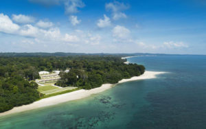 Открытие One&Only Desaru Coast (Малайзия)