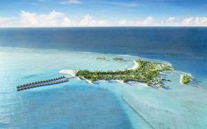 The Chedi Kuda Villingili (Мальдивы) в конце 2020 года