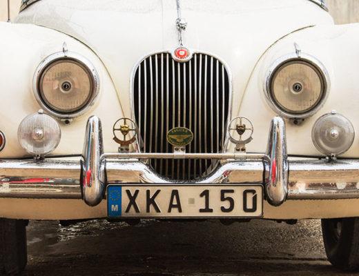 Гонка классических спортивных автомобилей Malta Classic_1