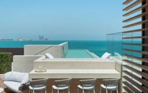 Открытие Royal Penthouse  at Jumeirah Al Naseem (Дубай)