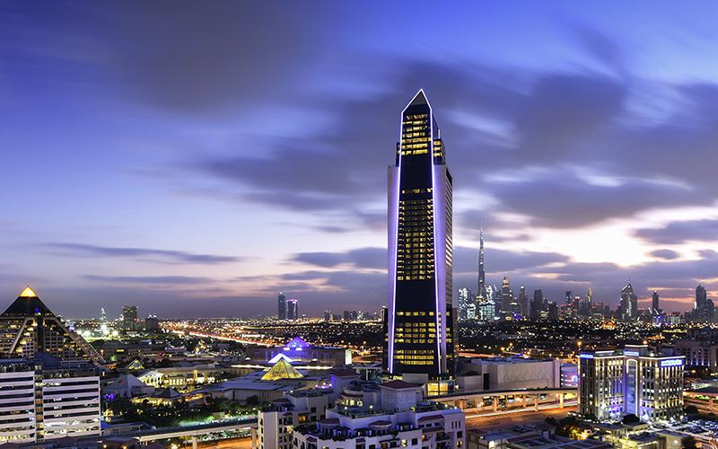 Sofitel Dubai Obelisk