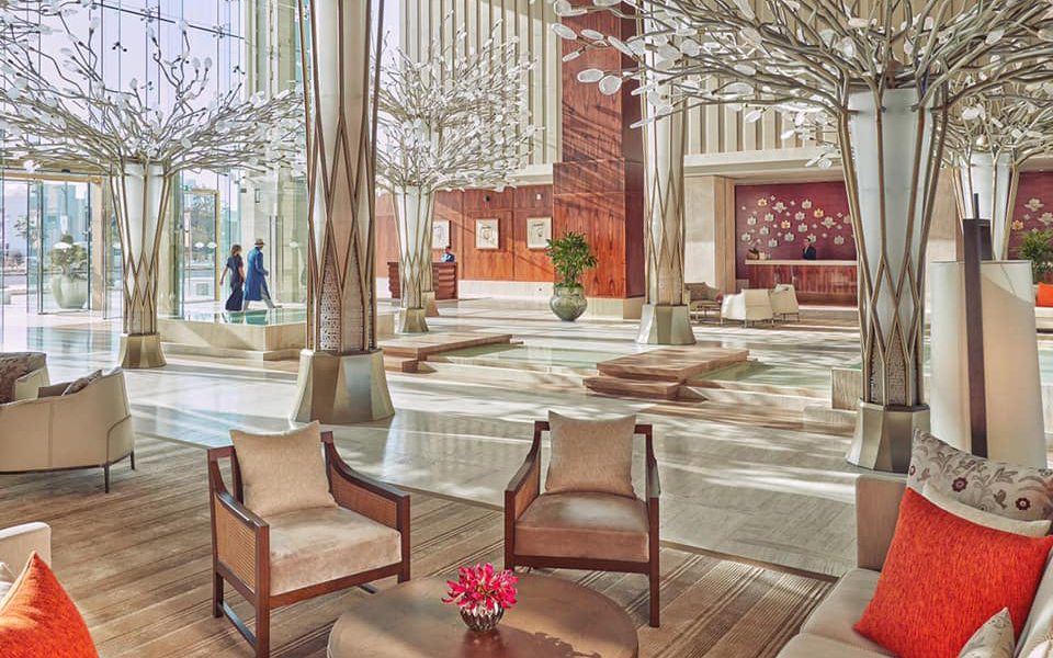 Mandarin Oriental Jumeirah Дубай Объединённые Арабские Эмираты