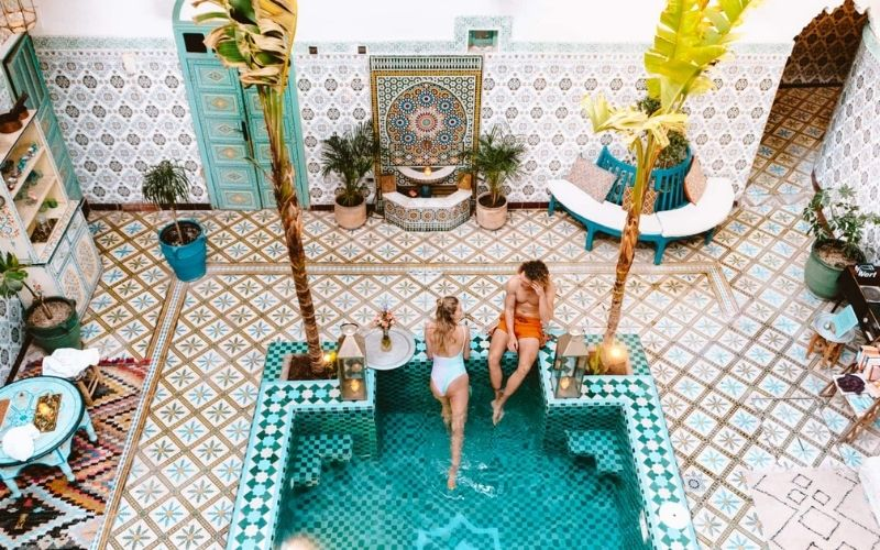 Марокко - страна 1000 и 1 ночи